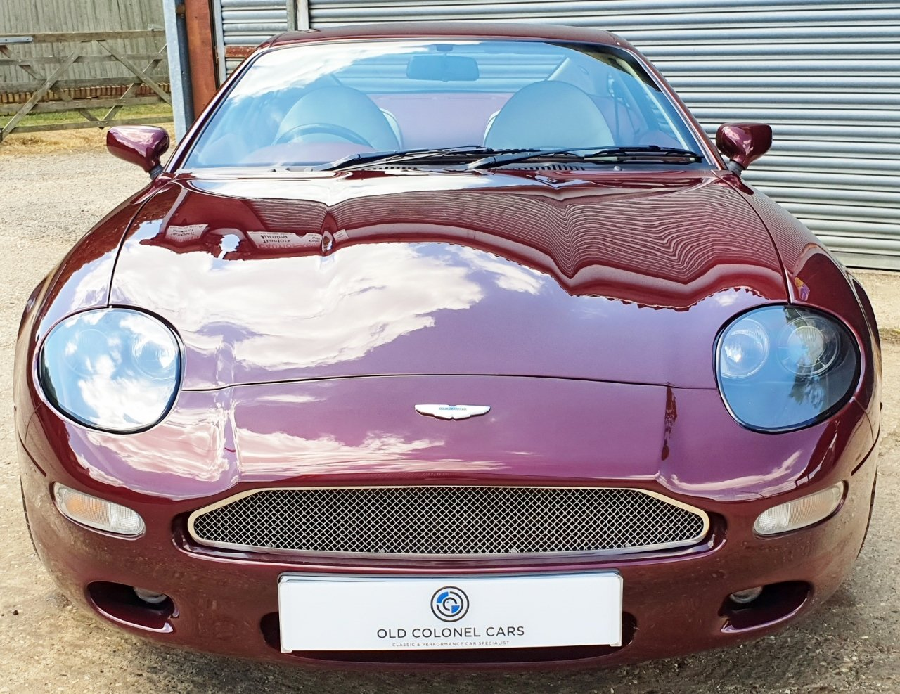 1998 ONLY 25,000 Miles - Pristine DB7 Auto - 3.2 Supercharged SOLD (picture 6 of 10)