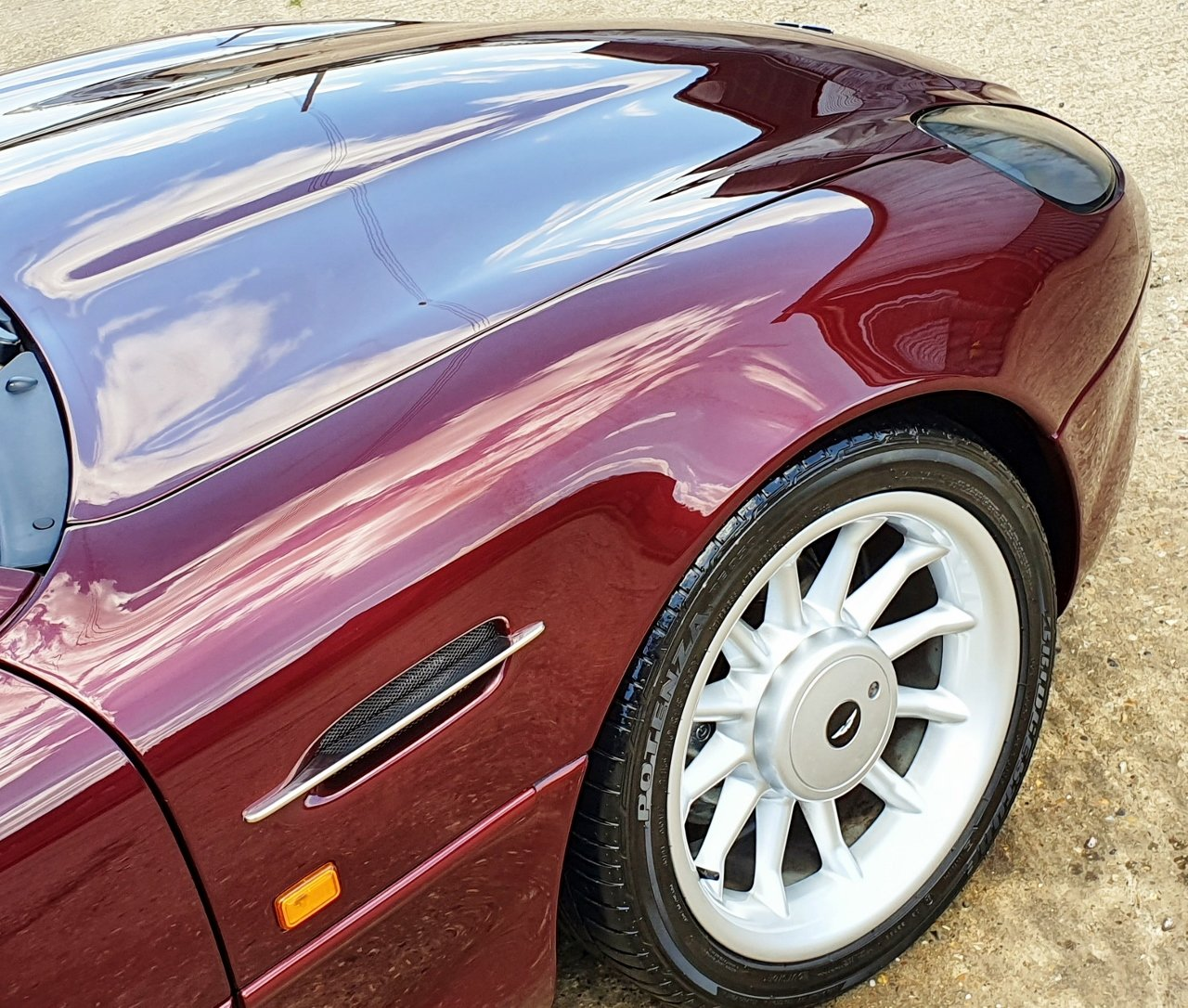 1998 ONLY 25,000 Miles - Pristine DB7 Auto - 3.2 Supercharged SOLD (picture 7 of 10)