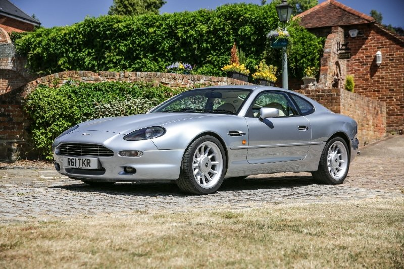 1998 Aston Martin DB7 i6 For Sale (picture 1 of 6)