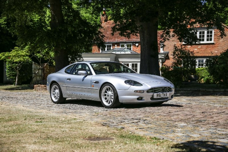 1998 Aston Martin DB7 i6 For Sale (picture 2 of 6)