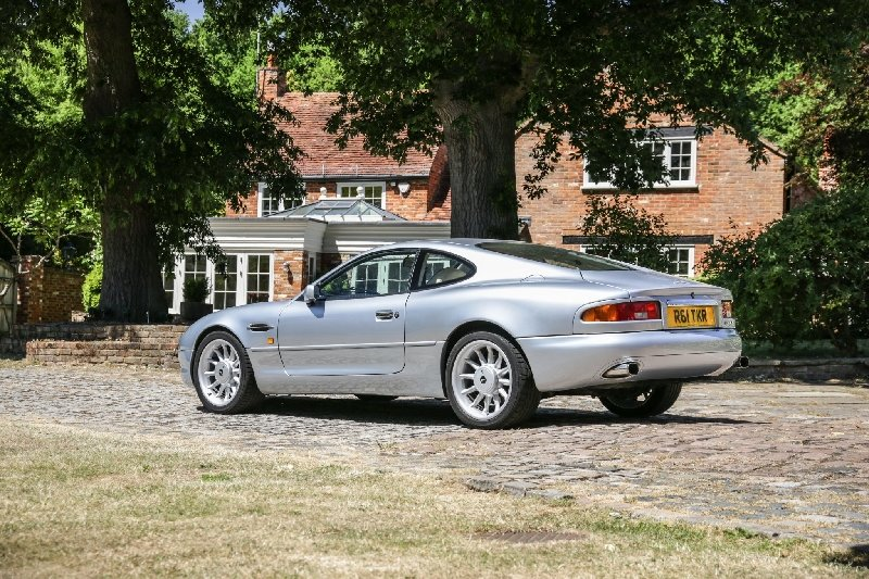 1998 Aston Martin DB7 i6 For Sale (picture 3 of 6)