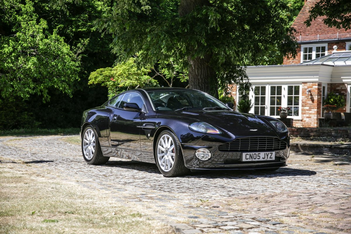 2005 Aston Martin Vanquish S For Sale (picture 2 of 6)