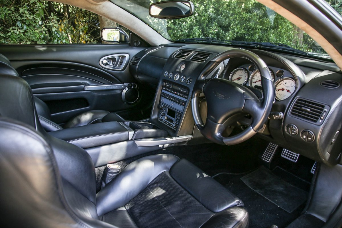 2005 Aston Martin Vanquish S For Sale (picture 4 of 6)