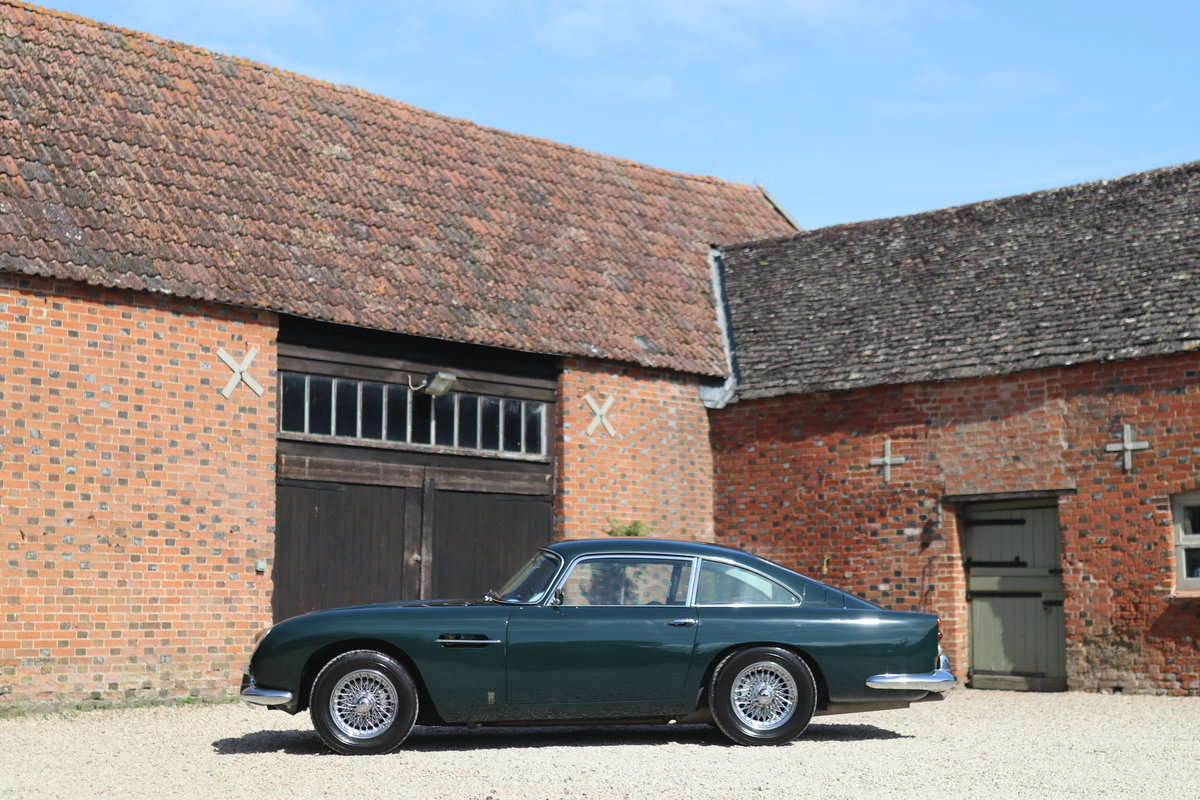 1965 Aston Martin DB5  For Sale (picture 5 of 6)