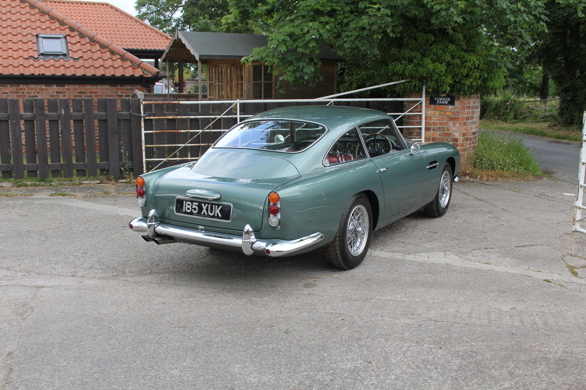 1962 Aston Martin DB4 Series V Vantage - Matching Numbers For Sale (picture 6 of 23)