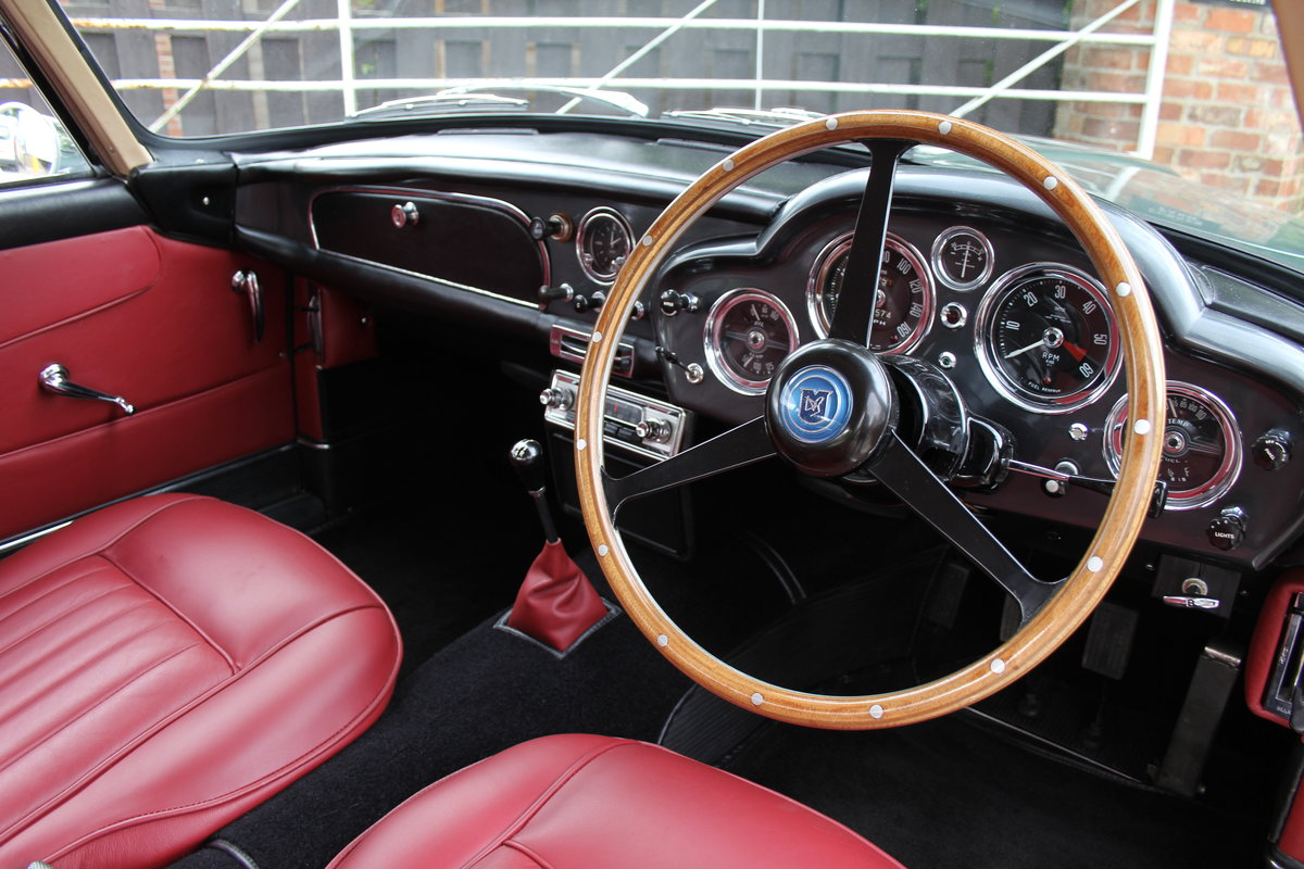 1962 Aston Martin DB4 Series V Vantage - Matching Numbers For Sale (picture 7 of 23)