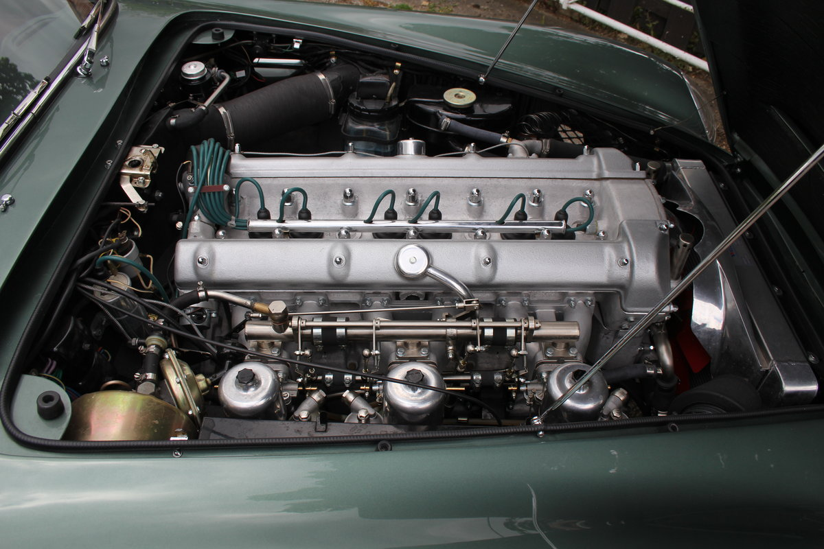 1962 Aston Martin DB4 Series V Vantage - Matching Numbers For Sale (picture 20 of 23)