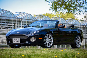 Picture of 2002 Aston Martin DB7 Vantage Volante – manual gearbox For Sale