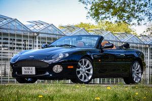 2002 Aston Martin DB7 Vantage Volante – manual gearbox