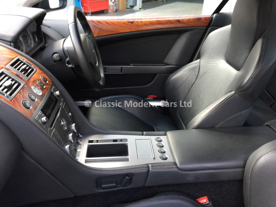 2005 Aston Martin DB9, 14K Miles - ULEZ,      For Sale (picture 4 of 6)