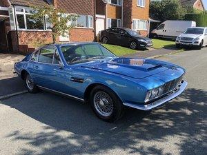1970 Aston martin DBS6