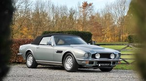 1980 Aston Martin V8 Volante LHD For Sale
