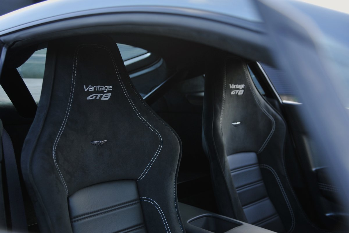 2018 Aston Martin Vantage GT8 - ex.1 of 150 For Sale (picture 5 of 6)