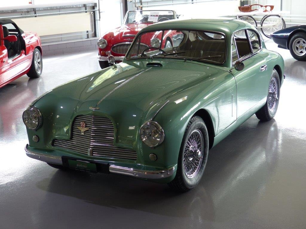 1954 Ersthand-DB2/4 mit Heritage-, ASI- und FIVA-Zertifikaten For Sale (picture 1 of 6)