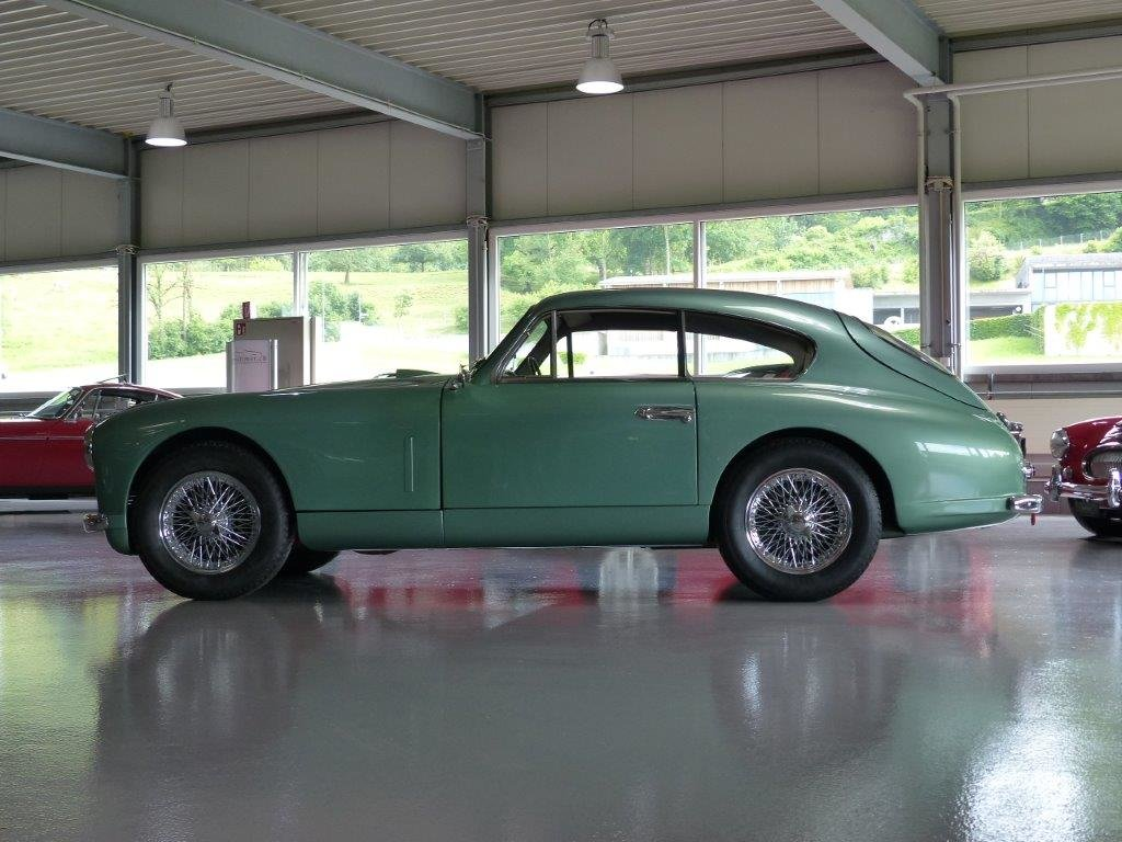 1954 Ersthand-DB2/4 mit Heritage-, ASI- und FIVA-Zertifikaten For Sale (picture 2 of 6)