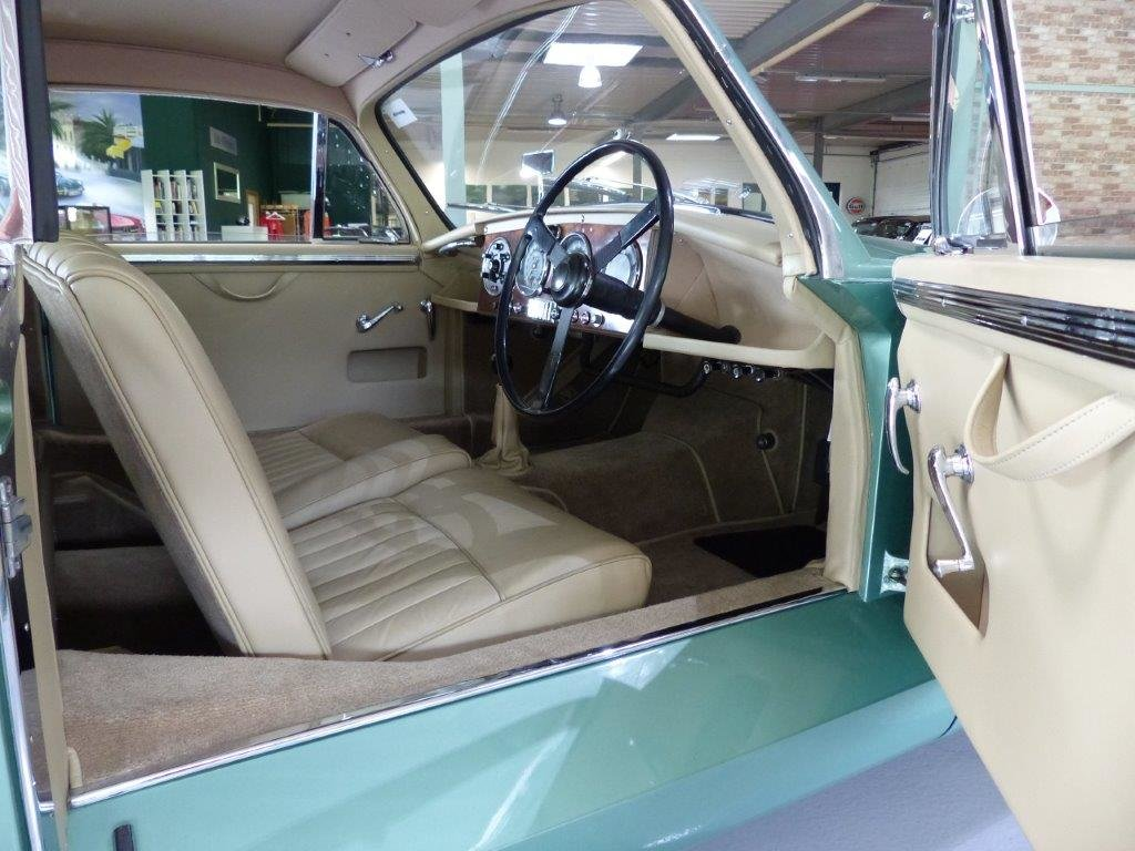 1954 Ersthand-DB2/4 mit Heritage-, ASI- und FIVA-Zertifikaten For Sale (picture 4 of 6)