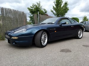 1998 Aston Martin DB7 Coupe For Sale