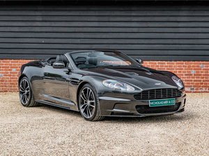 Picture of 2012 Aston Martin DBS Volante Carbon Edition SOLD