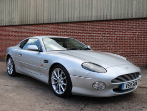 Picture of 1999 Aston Martin DB7 Vantage - Manual Gearbox For Sale