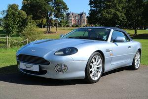 2001 Aston Martin DB7 Vantage volante only 19000 miles
