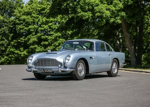 Picture of 1964 Aston Martin DB5 SOLD by Auction