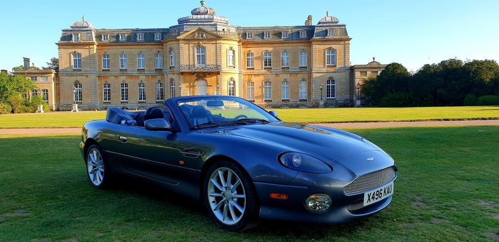 2000 LHD Aston Martin DB7 Vantage Volante5.9,LEFT HAND DRIVE For Sale (picture 1 of 6)