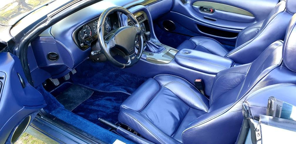 2000 LHD Aston Martin DB7 Vantage Volante5.9,LEFT HAND DRIVE For Sale (picture 5 of 6)