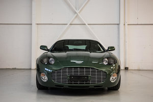2003 Aston Martin DB 7 Zagato (LHD) 1 of 99 For Sale