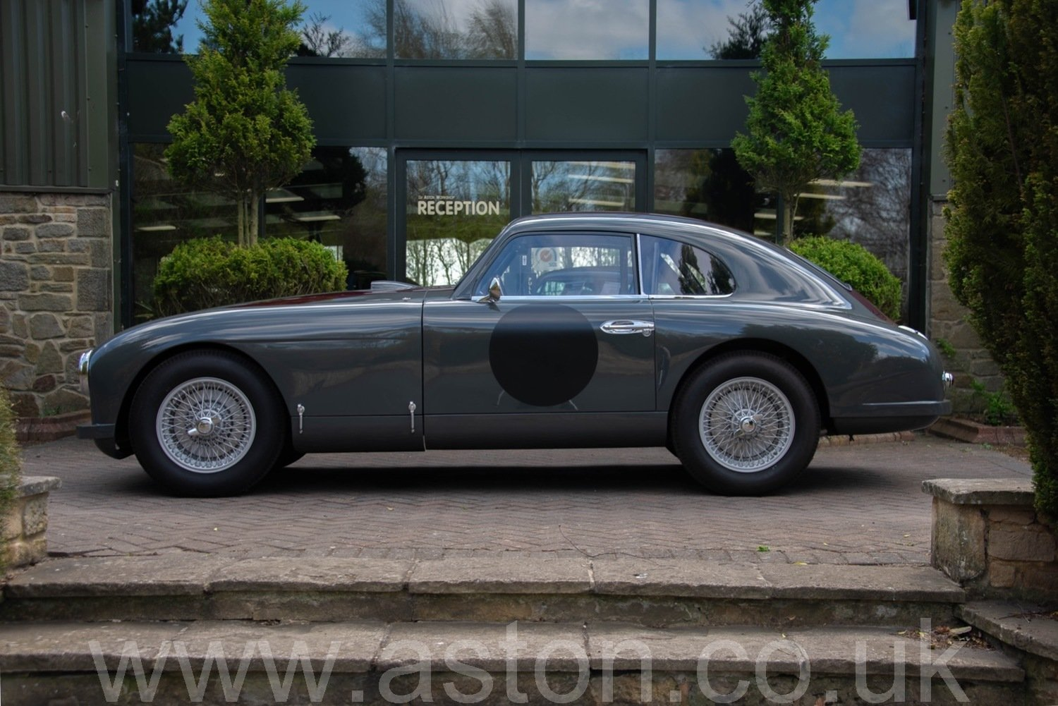 FIA 1952 ASTON MARTIN DB2 Ex-George Abecassis For Sale (picture 2 of 6)