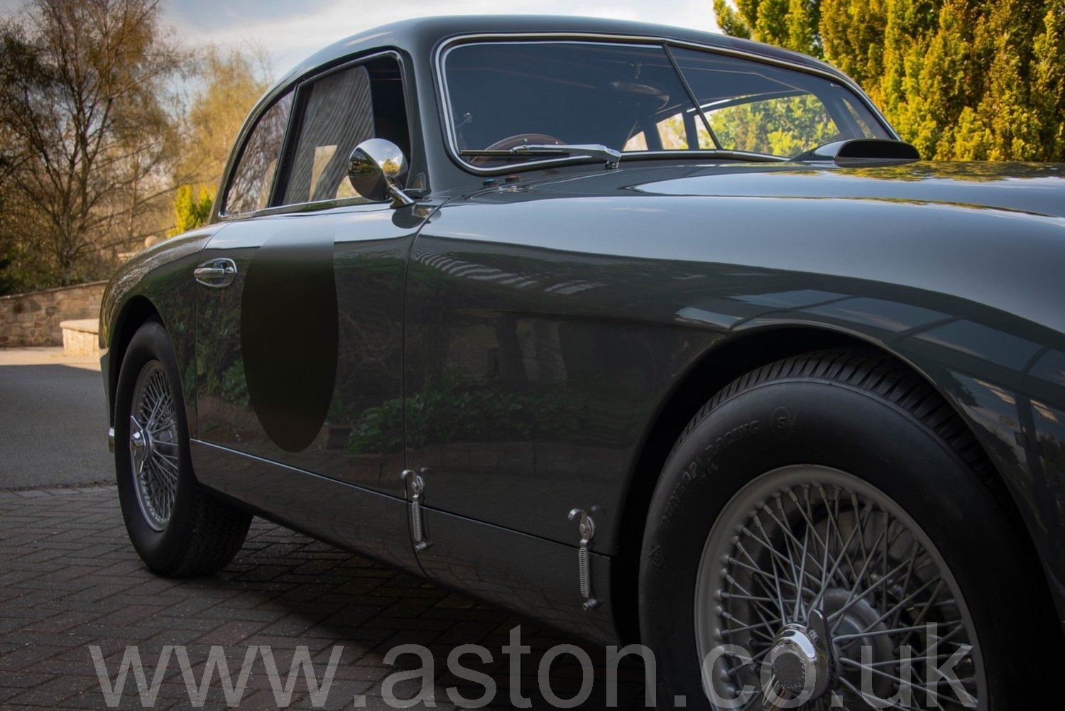 FIA 1952 ASTON MARTIN DB2 Ex-George Abecassis For Sale (picture 3 of 6)