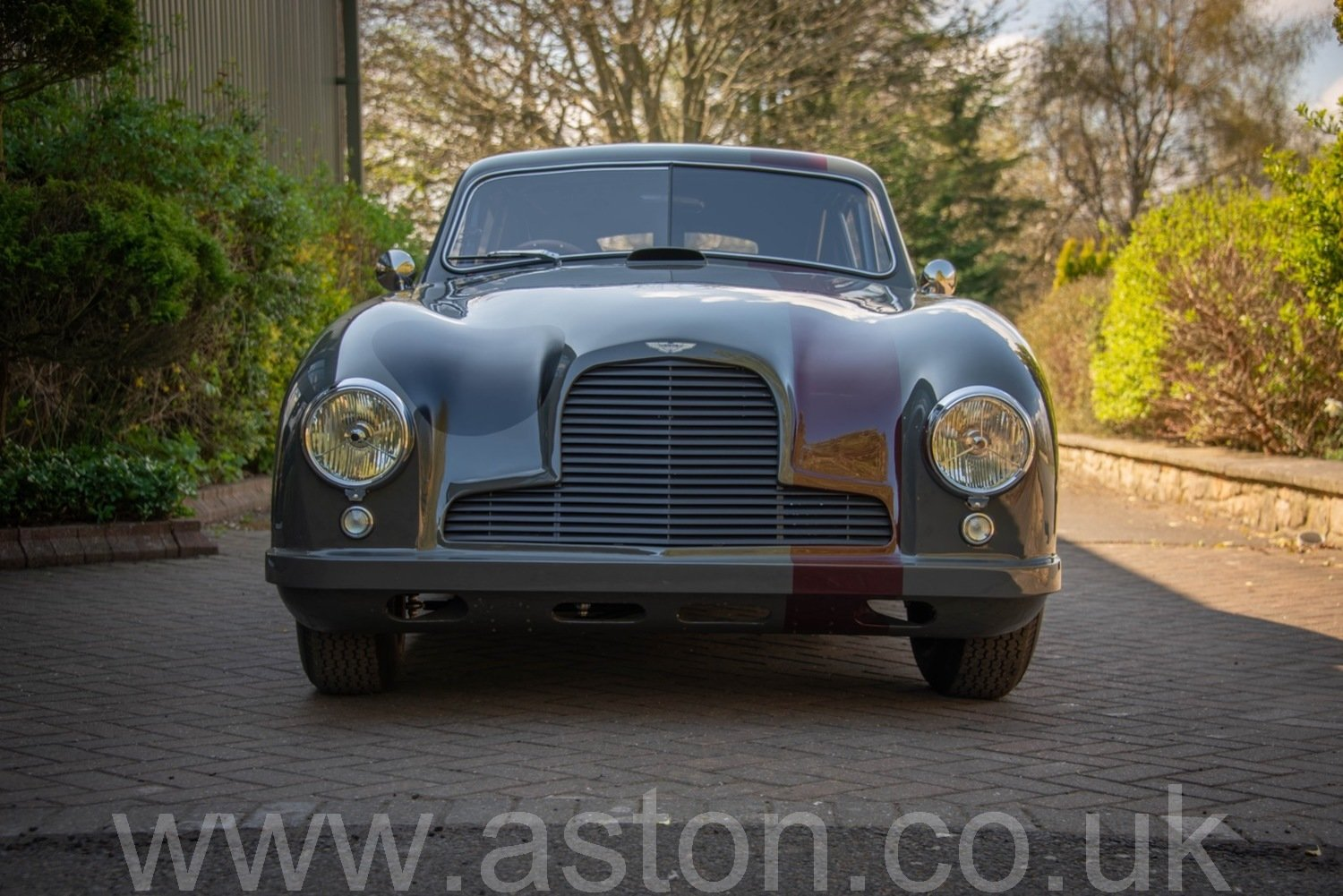 FIA 1952 ASTON MARTIN DB2 Ex-George Abecassis For Sale (picture 4 of 6)