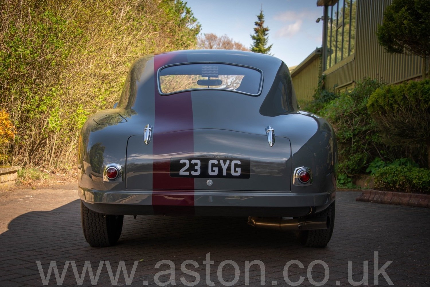 FIA 1952 ASTON MARTIN DB2 Ex-George Abecassis For Sale (picture 5 of 6)