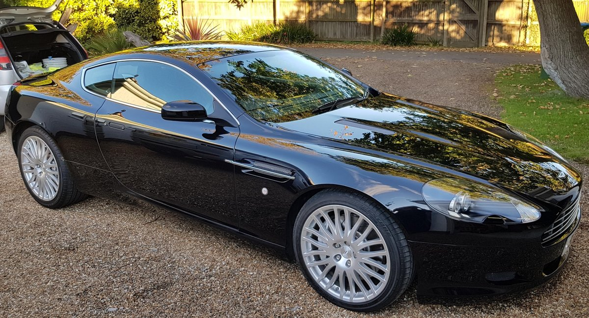 2008 Aston Martin DB9 Immaculate Condition  For Sale (picture 1 of 5)