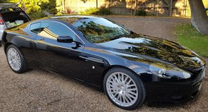 2008 Aston Martin DB9 Immaculate Condition