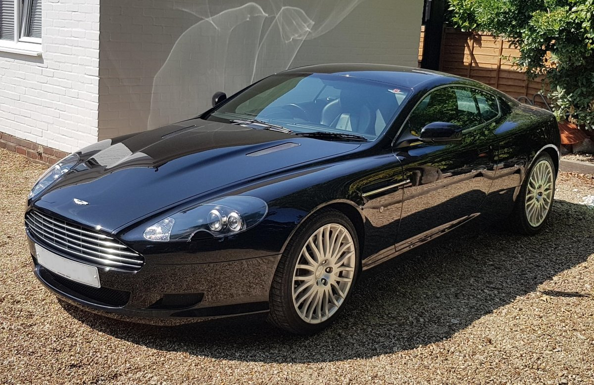 2008 Aston Martin DB9 Immaculate Condition  For Sale (picture 2 of 5)