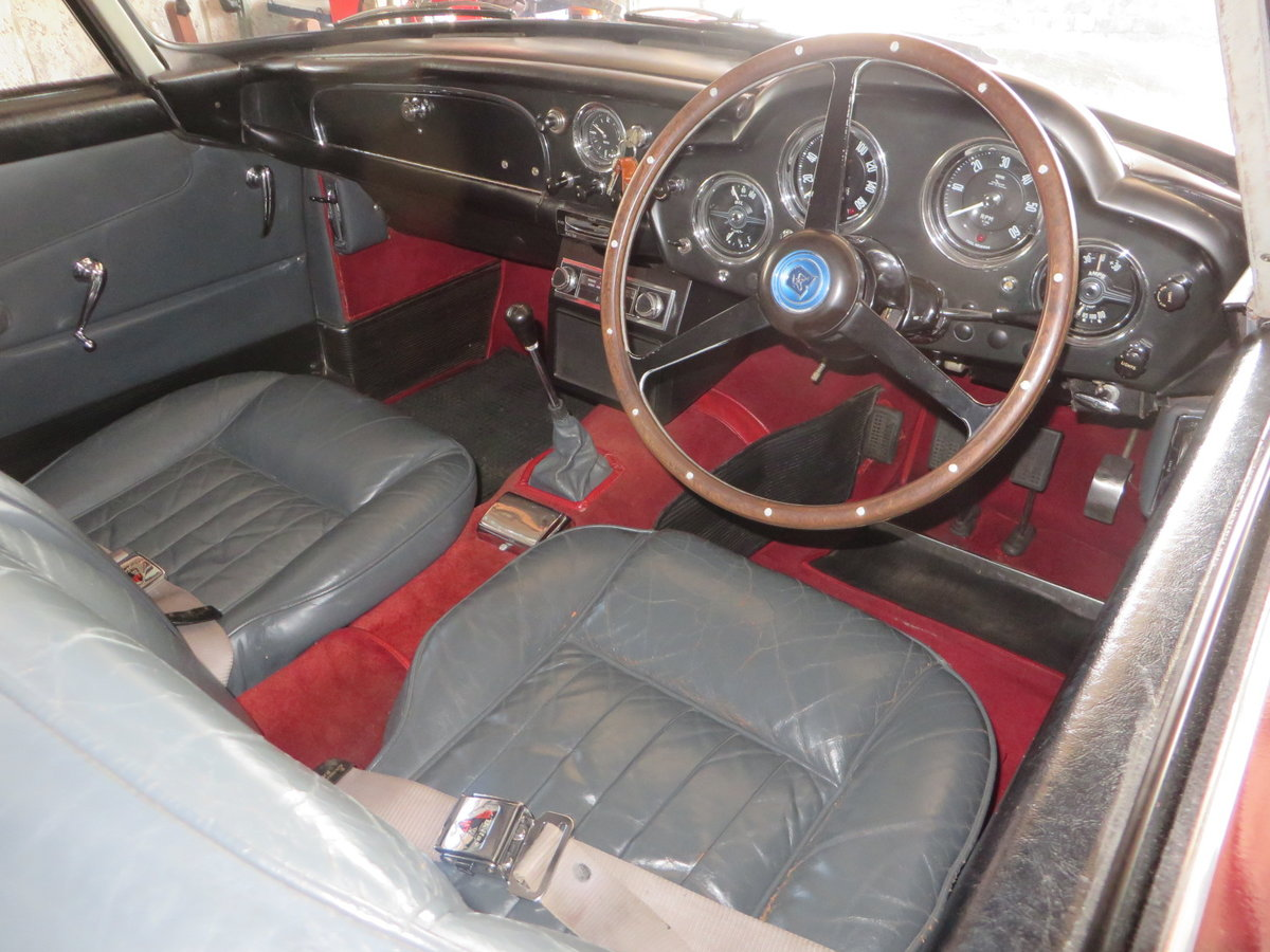1962 Aston Martin DB4 Series 4 For Sale (picture 5 of 11)