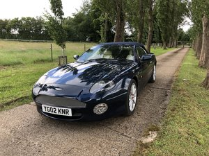Picture of 2002 Aston Martin DB7 Vantage Volante 6 ltr V12 Automatic For Sale