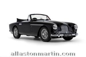1956 Rare and Immaculate Aston Martin DB2/4 Mark II Drophead