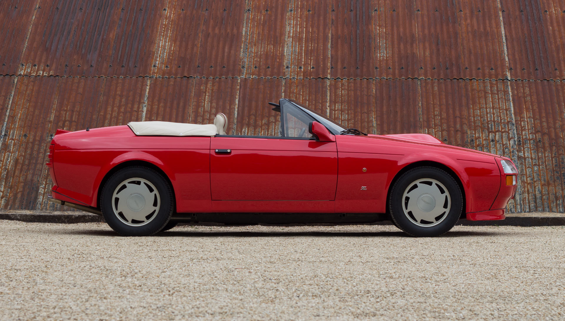 1989 Aston Martin V8 Vantage Volante Zagato 6.3 Litre For Sale (picture 7 of 24)