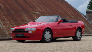 Picture of 1989 Aston Martin V8 Vantage Volante Zagato - Unregistered For Sale