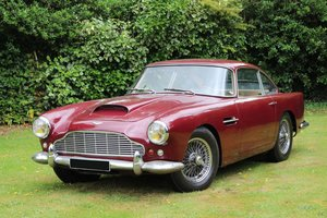 1960 Aston Martin DB4 Series 2 LHD For Sale