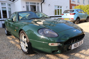 1995 DB7, i6,  only 25000 miles from new, BRG, Auto.