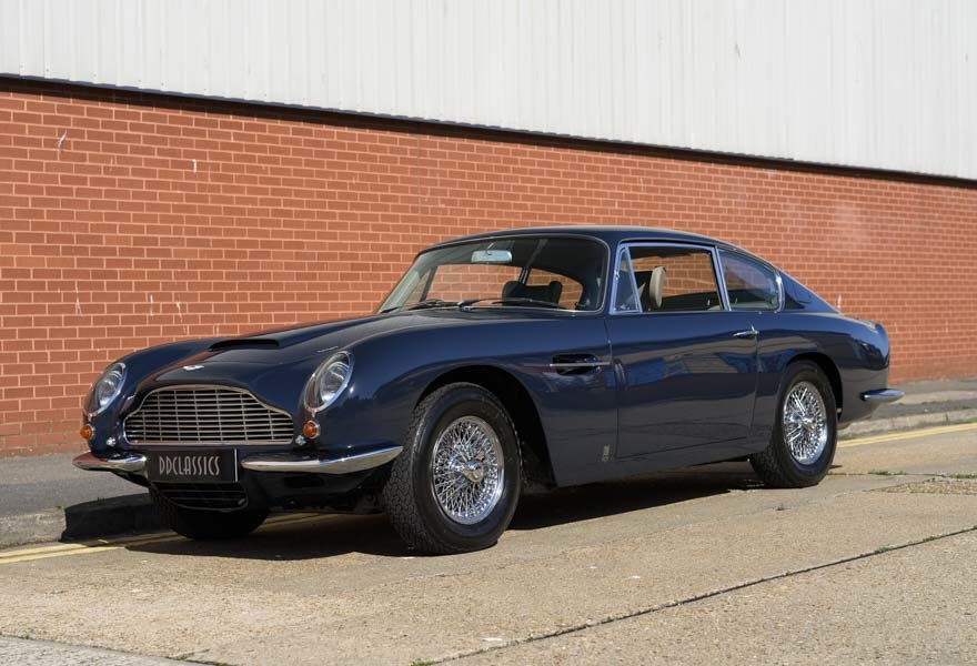 1967 Aston Martin DB6 Series I (RHD) For Sale (picture 1 of 24)