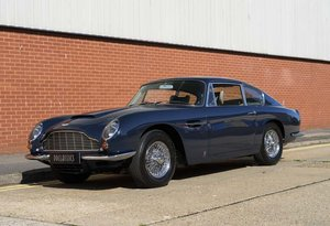 1967 Aston Martin DB6 Series I (RHD) For Sale
