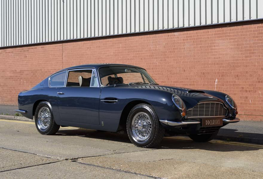 1967 Aston Martin DB6 Series I (RHD) For Sale (picture 2 of 24)
