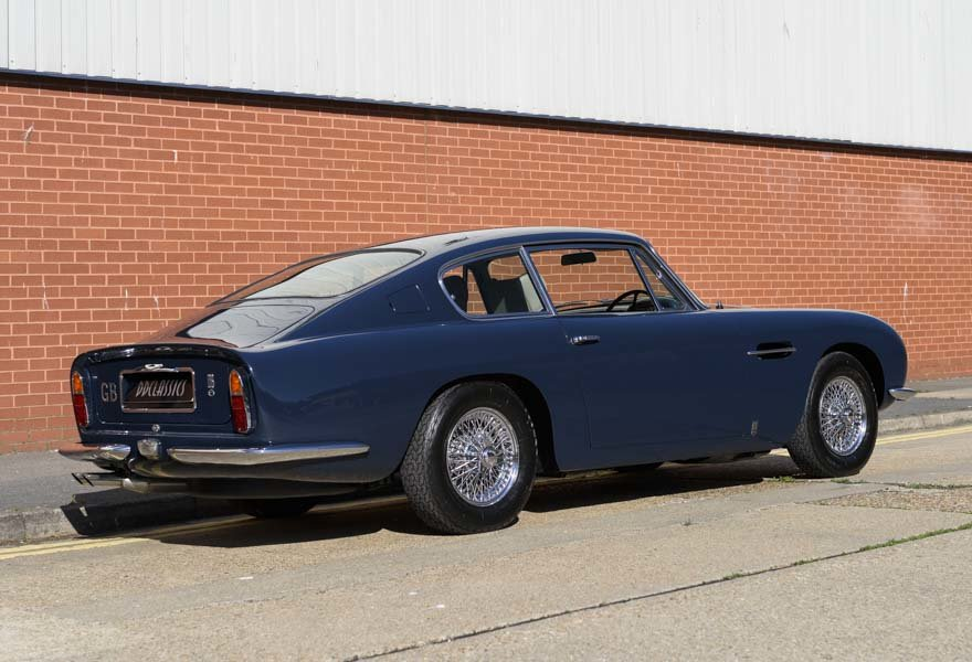 1967 Aston Martin DB6 Series I (RHD) For Sale (picture 3 of 24)