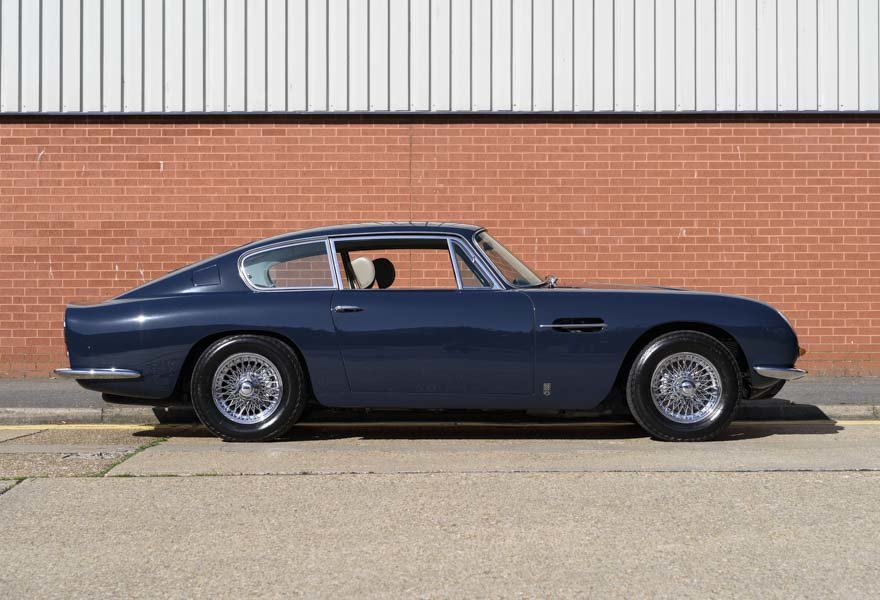 1967 Aston Martin DB6 Series I (RHD) For Sale (picture 5 of 24)