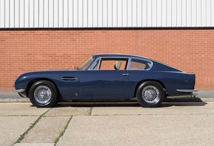 1967 Aston Martin DB6 Series I (RHD) For Sale (picture 6 of 24)
