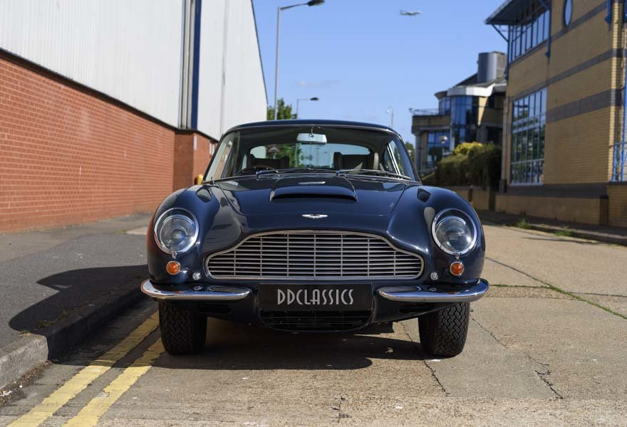1967 Aston Martin DB6 Series I (RHD) For Sale (picture 7 of 24)