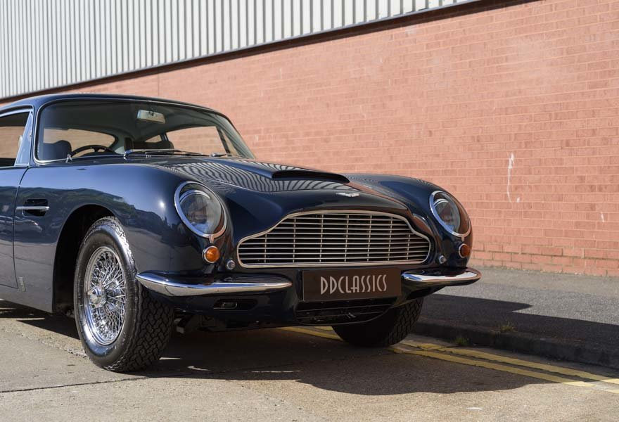 1967 Aston Martin DB6 Series I (RHD) For Sale (picture 9 of 24)